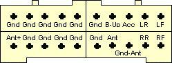 audiovox car radio stereo audio wiring diagram autoradio. Black Bedroom Furniture Sets. Home Design Ideas